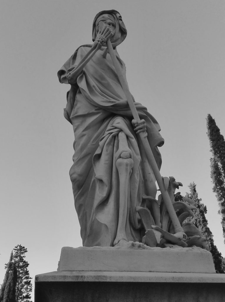 The English Cemetery Of Florence The Isle Of The Dead